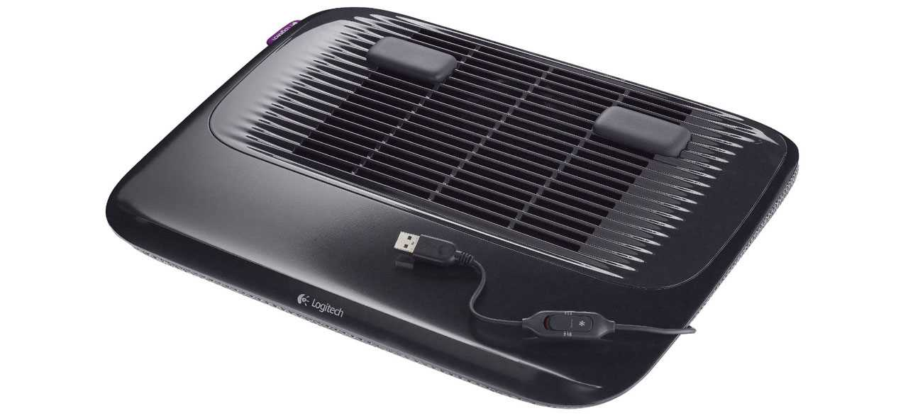 Logitech Laptop Cooling Pad N200 Featured
